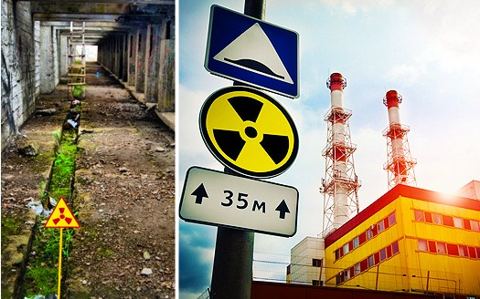 Chernobyl Tour, USD 165$